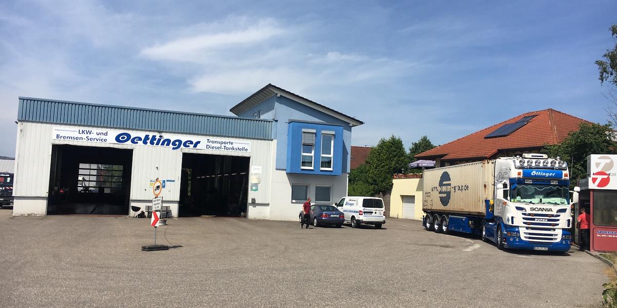 LKW Fahrer für  Eberstadt