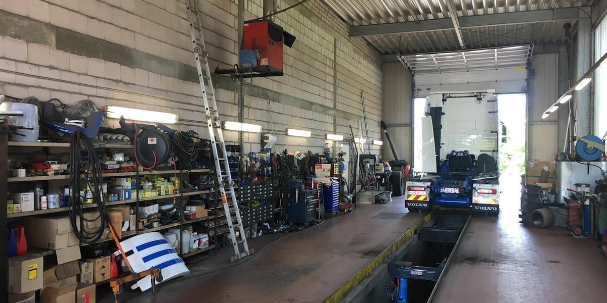 LKW Werkstatt aus 74629 Pfedelbach